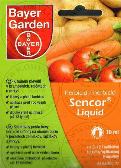 SENCOR LIQUID 10 ml